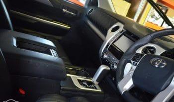 2017 Toyota Tundra Platinum Auto 4×4 MY18 full