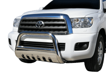 Toyota Tundra Nudge Bar
