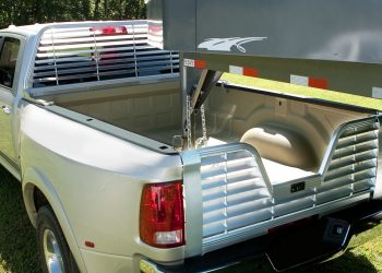 Fifth Wheel Tailgate for Dodge Ram