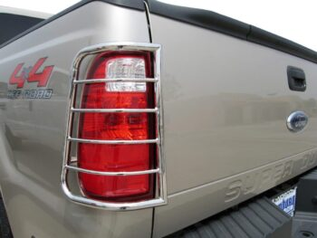 Tail light Guards for Ford F250