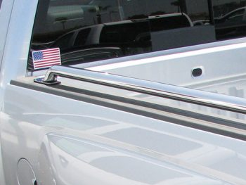 Bed rails for Toyota Tundra