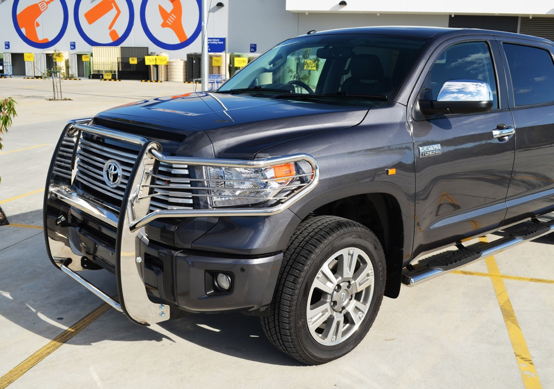 Bull Bar Ram 1500 >> Bull Bar Toyota Tundra, American Car Company. Gold Coast