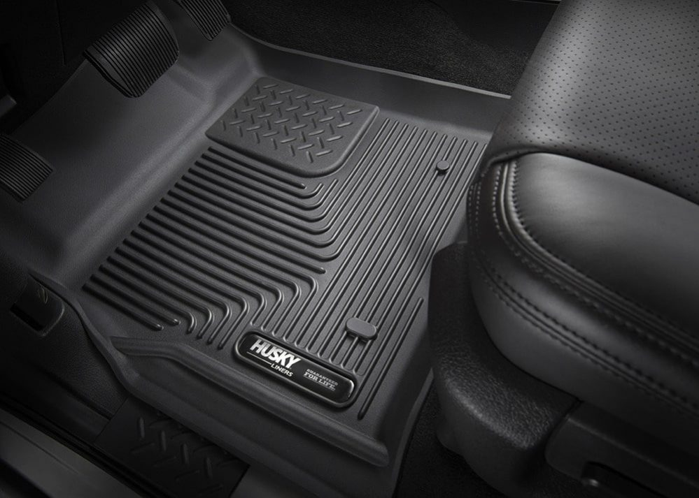 Moulded Floor Mats Liners For Chevrolet Silverado