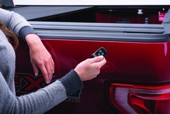 Retractable Tonneau Covers - Electric and Manual - Retrax - Made in the USA