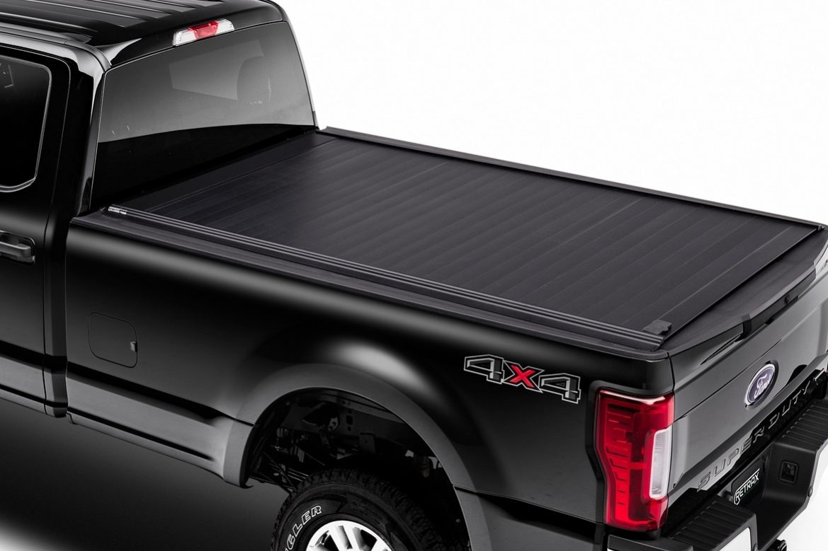 dbe8aeac591 Retractable Tonneau Covers - Electric and Manual - Retrax - Made in the USA